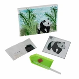 Crystal Art Canvas Party Box for 6 Children