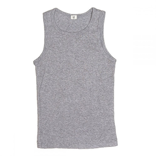 Vest Heather Grey