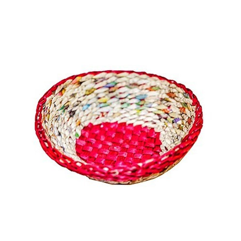 Pathi Grass & Newspaper Basket