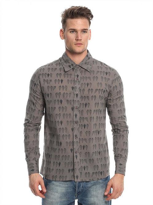 Raven Shirt Shale