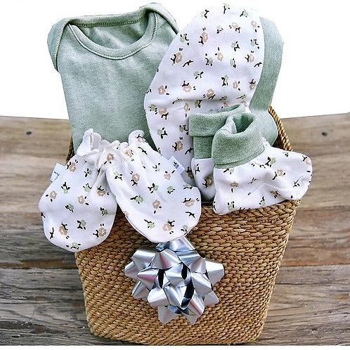 Gift Set Bodysuit Green