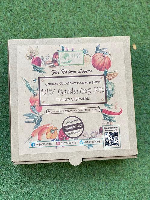 DIY Gardening Kit - Healthy Vegetables