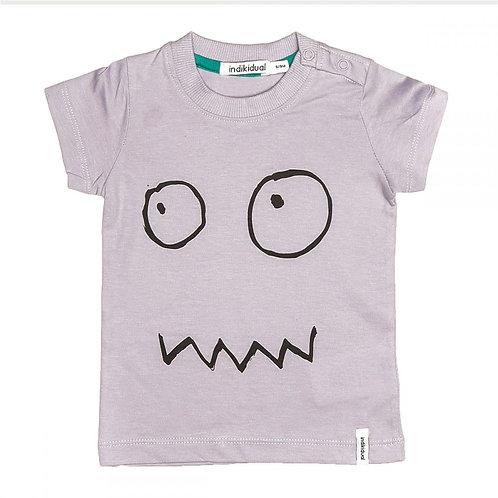T-shirt Zigsaw Face