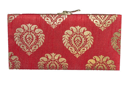 Box Clutch Red