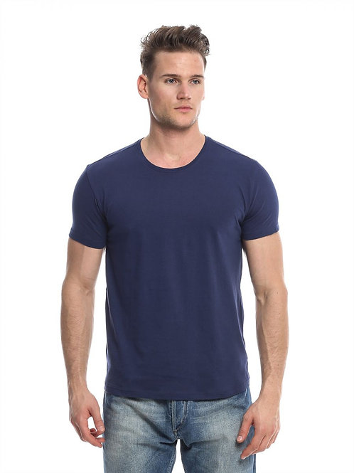 Round Neck Oxford