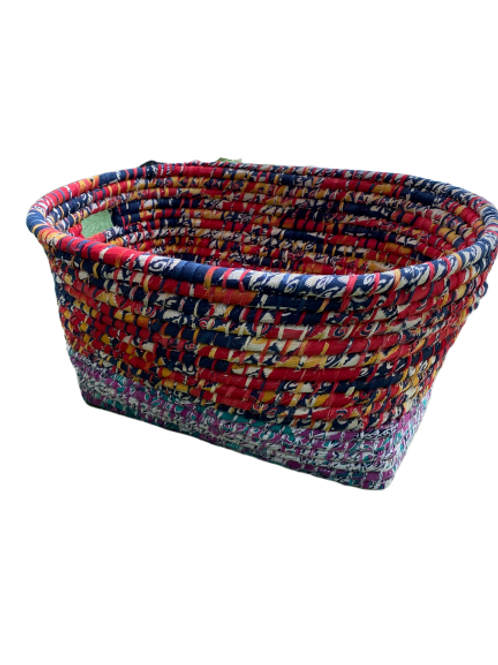 Recycled Cotton Basket M