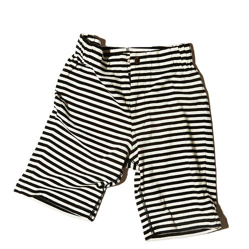 Shorts Zebra Stripes