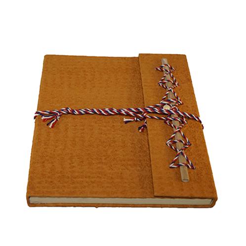 Notebook Embossed