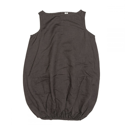 Linen Dress Smoke