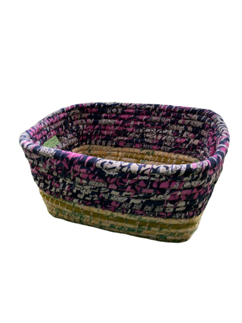 Recycled Cotton Basket S