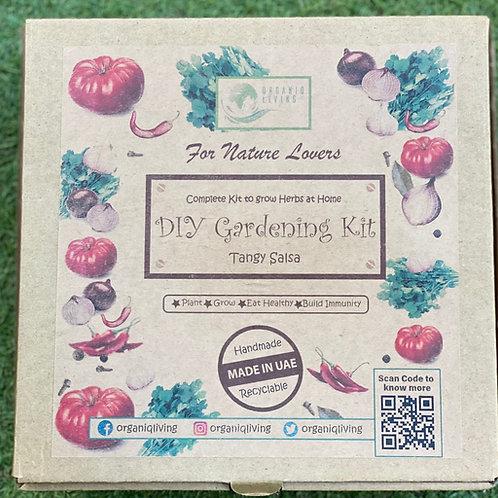 DIY Gardening Kit - Tangy Salsa