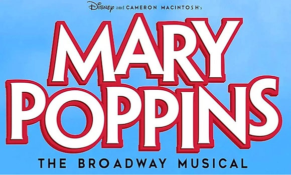 PICTURE CD OF MARY POPPINS CAST, CREW AND BAND