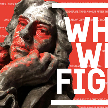POLITICS: WHY WE FIGHT