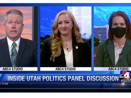 ABC 4: Inside Utah Politics Panel Discussion
