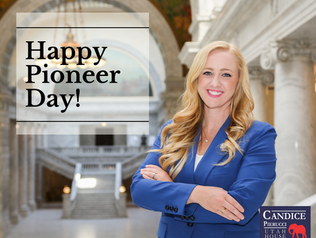 July 2021: Happy Pioneer Day!