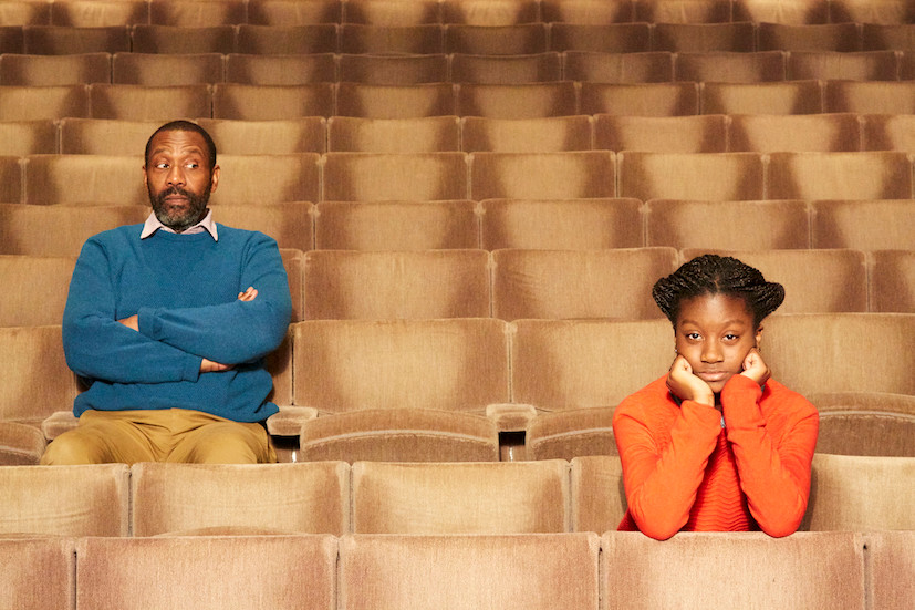 Sir Lenny Henry and Fatima Koroma star in Some Sweet Oblivious Antidote