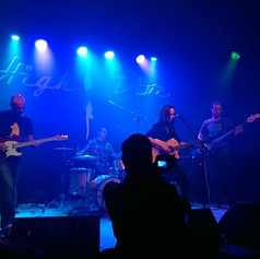 LEANNE WILKINS & THE WEATHERED