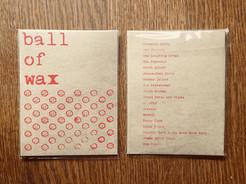 BALL OF WAX QUARTERLY #50