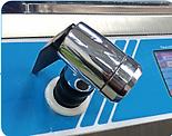 dondurma makinesi temizlik musluğu