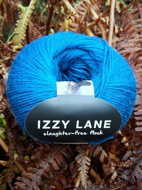 Izzy Lane - petrol blue