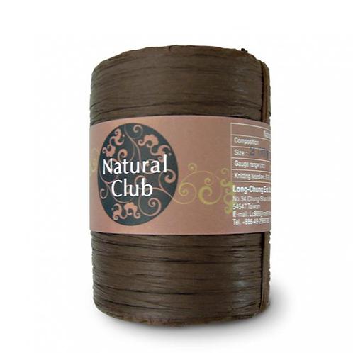 Naturbast - dunkelbraun