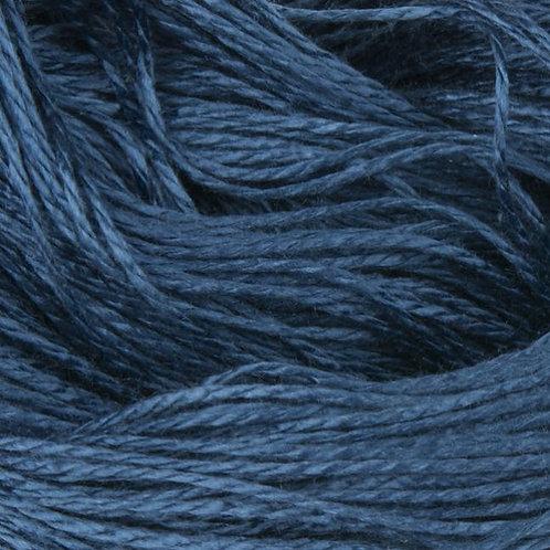 Jaipur Silk Fino - Jeansblau