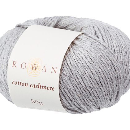 Cotton Cashmere - silver lining