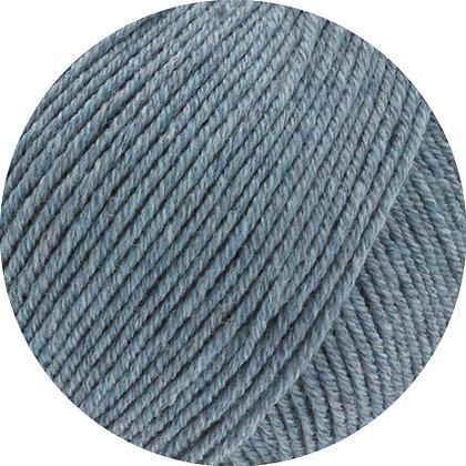 Cool Wool Melange - graublau