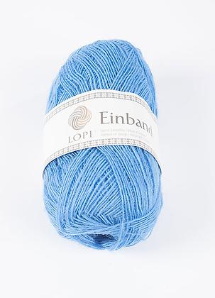 Einband - himmelblau