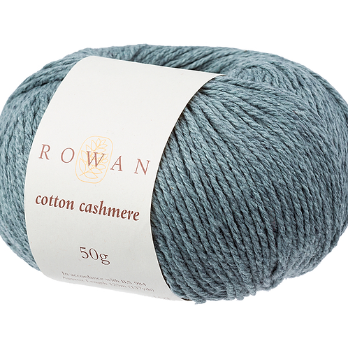 Cotton Cashmere - dark olive