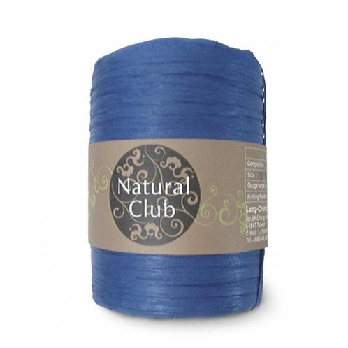 Naturbast - blau