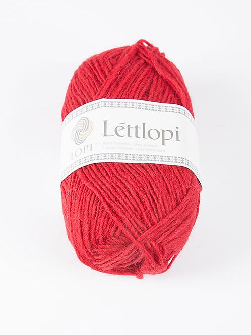 Lett Lopi - knallrot