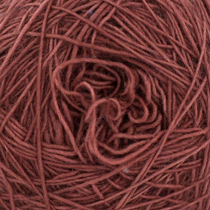 Merino lace - marsala