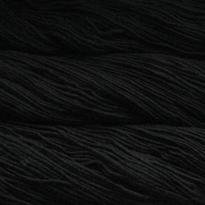 Worsted - black