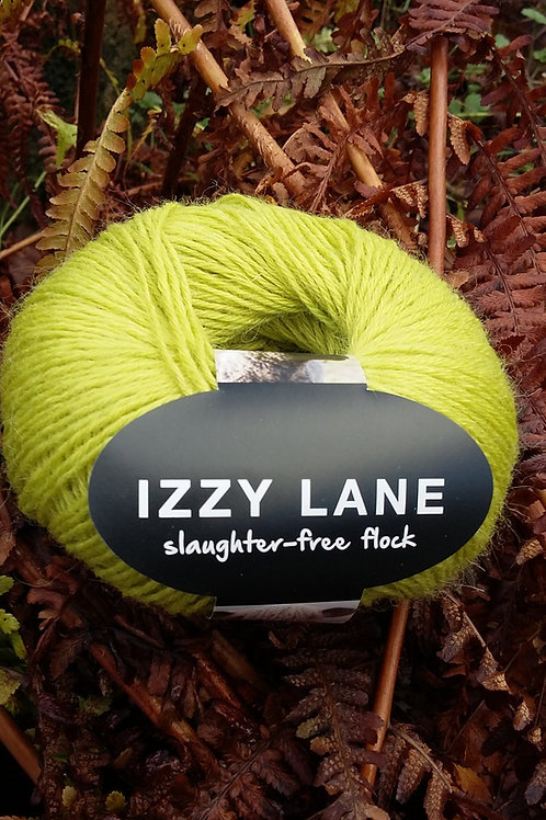 Izzy Lane - lime green