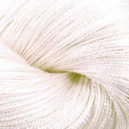 Jaipur Silk Fino - Naturweiss