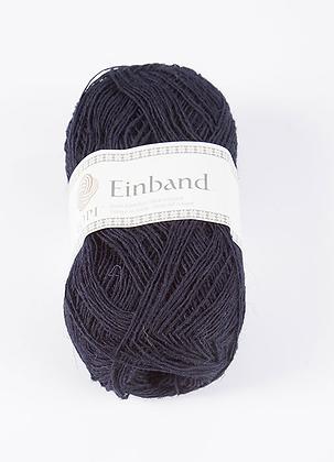 Einband - schwarzblau