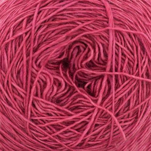 Merino lace - dusty rose