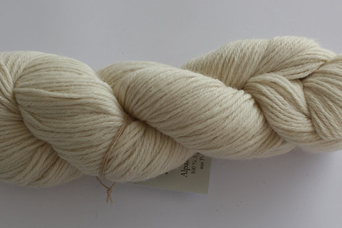 Alpaka Fino - nieve