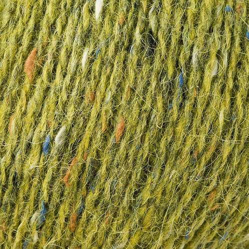 Felted Tweed - avocado