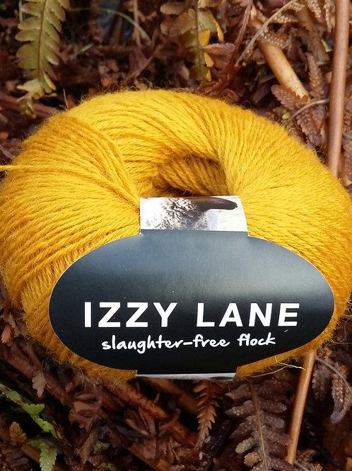 Izzy Lane - ochre