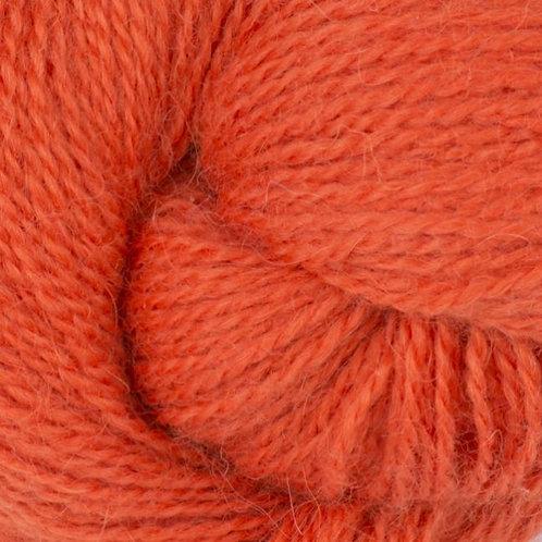 Baby Alpaka - Leuchtend Orange