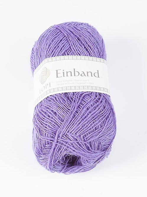 Einband - helles violet