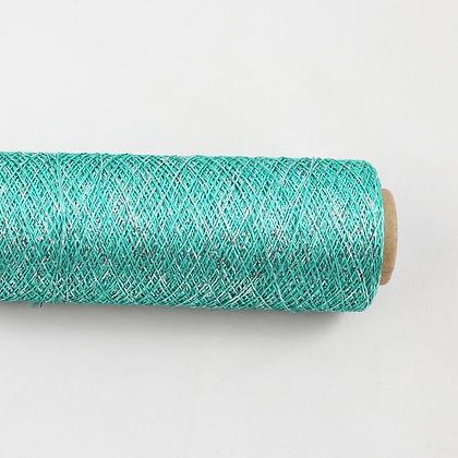 Stellaris - aquamarine silver
