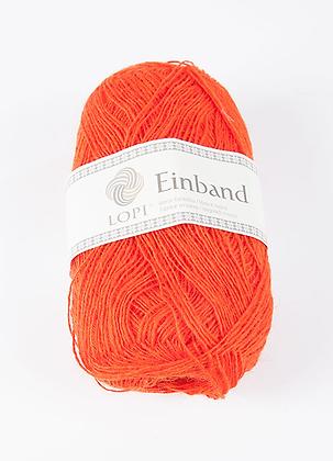 Einband - orange