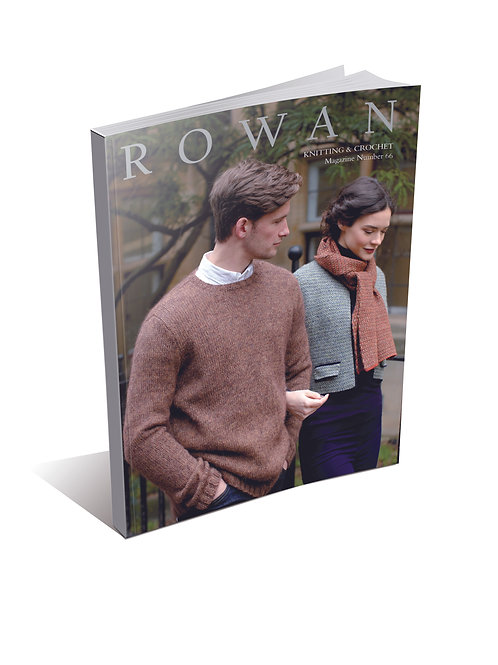 Rowan Magazin Winter 2019/20