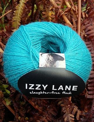Izzy Lane - azure blue