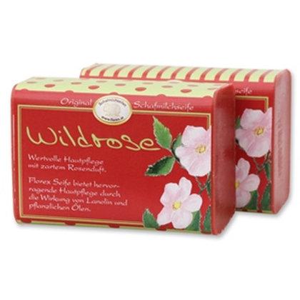 Schafmilchseife - wildrose