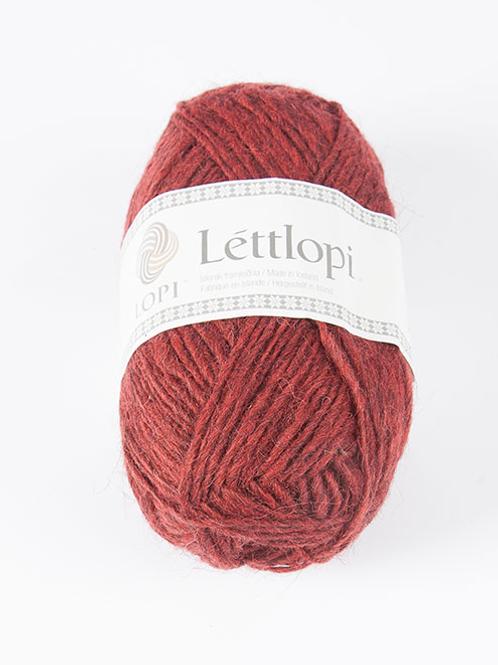 Lett Lopi - braunrot