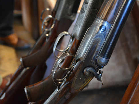 Gun Sales, Fitting and Servicing